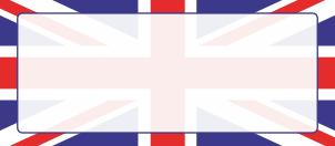 Jam Jar Labels : Union Jack
