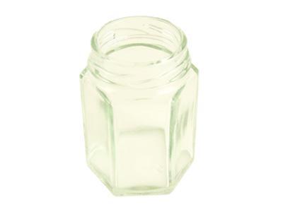 Buy Hexagonal Jam Jars from Love Jars