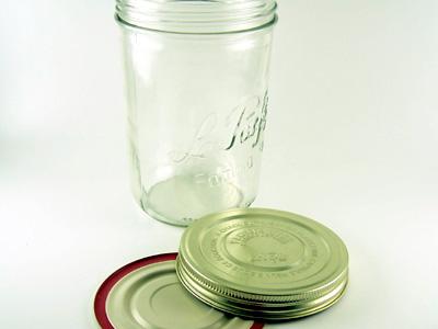 Buy Le Parfait Screw Top Jars from Love Jars