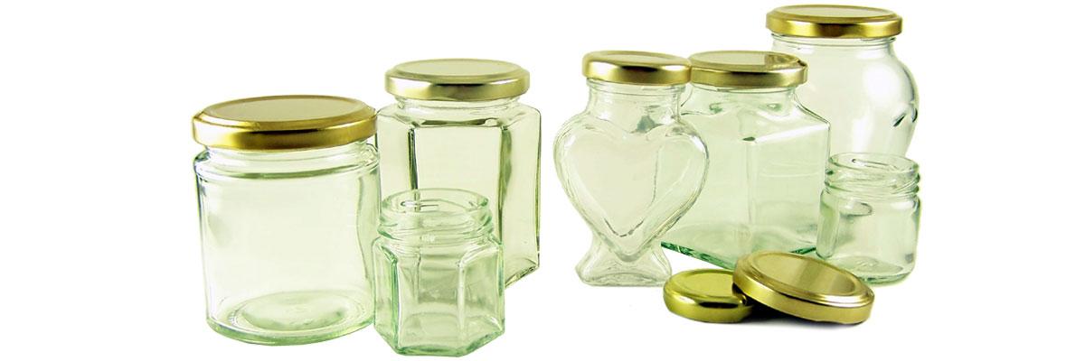 Rosie's Pantry: Jam Jars