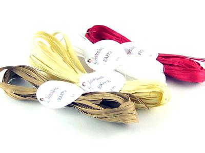 Buy Ribbon Raffia String Ties from Love Jars