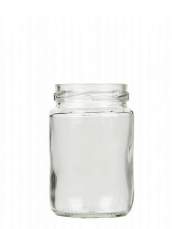"""Buy Jam Jars Round Glass 105ml from Love Jars"""