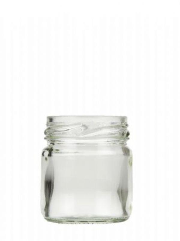 """Buy Jam Jars Round Glass 41ml (140) from Love Jars"""