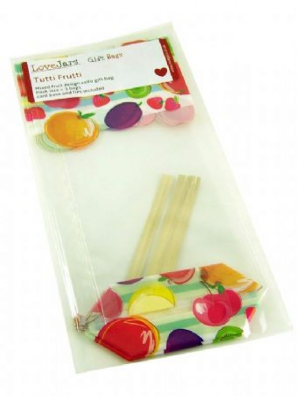 """""""Buy Gift Bag - Tutti Frutti Pack 3 from Love Jars"""""""