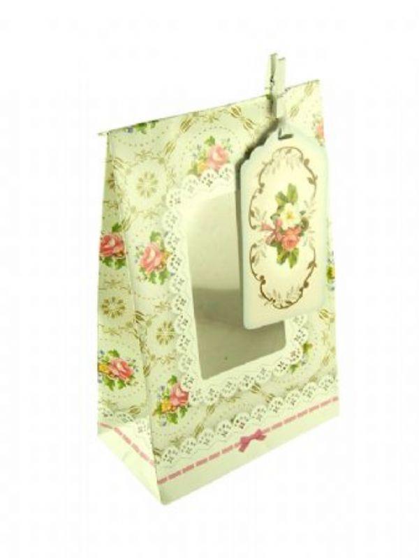 """Buy Gift Bag - English Posy from Love Jars"""