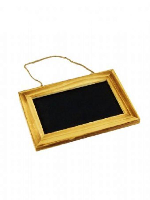 """""""Buy Blackboard Wooden Framed 6x4"""