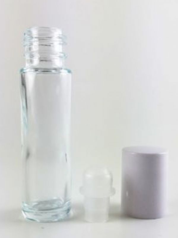 """Buy Aromatherapy Rollette Glass Bottle 10ml x 594 from Love Jars"""