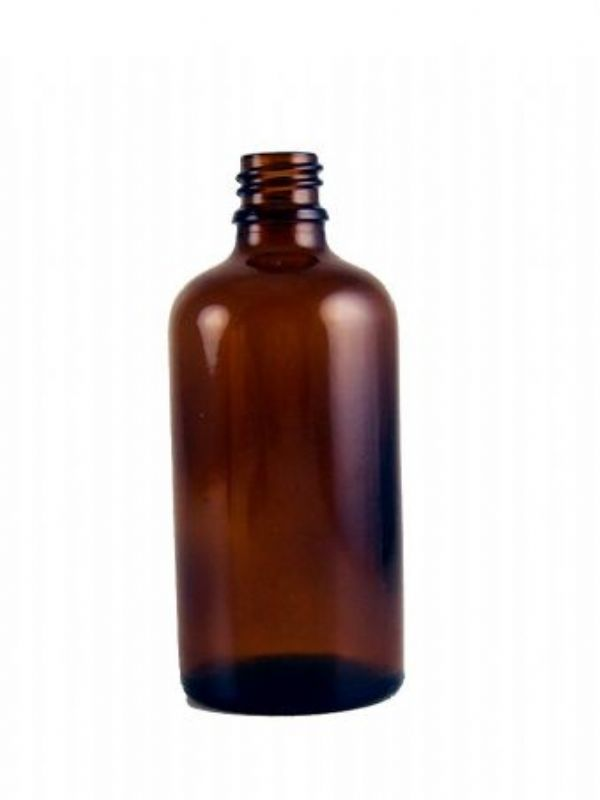 """Buy Aromatherapy Amber Glass Bottle 100ml from Love Jars"""