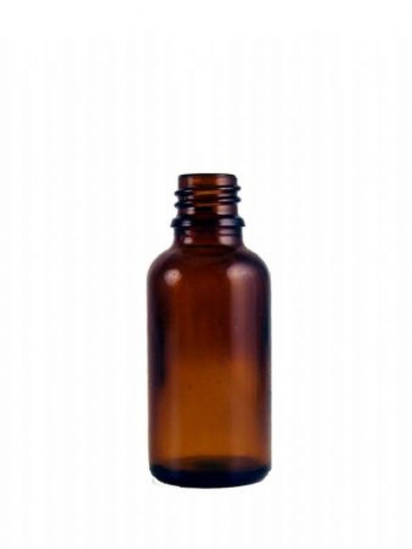 """Buy Aromatherapy Amber Glass Bottle 30ml from Love Jars"""