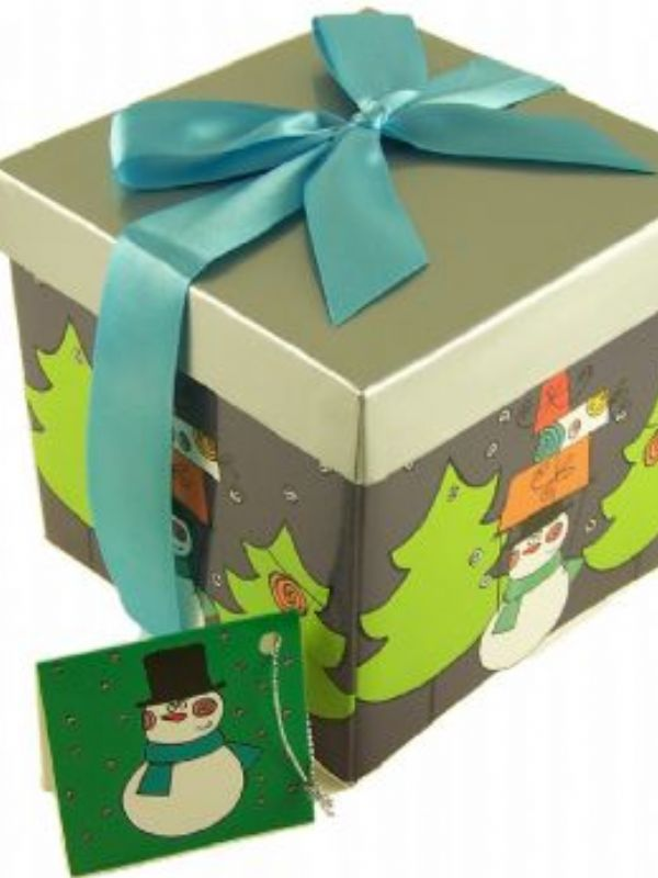 """""""Buy Gift Box Christmas Trees small from Love Jars"""""""