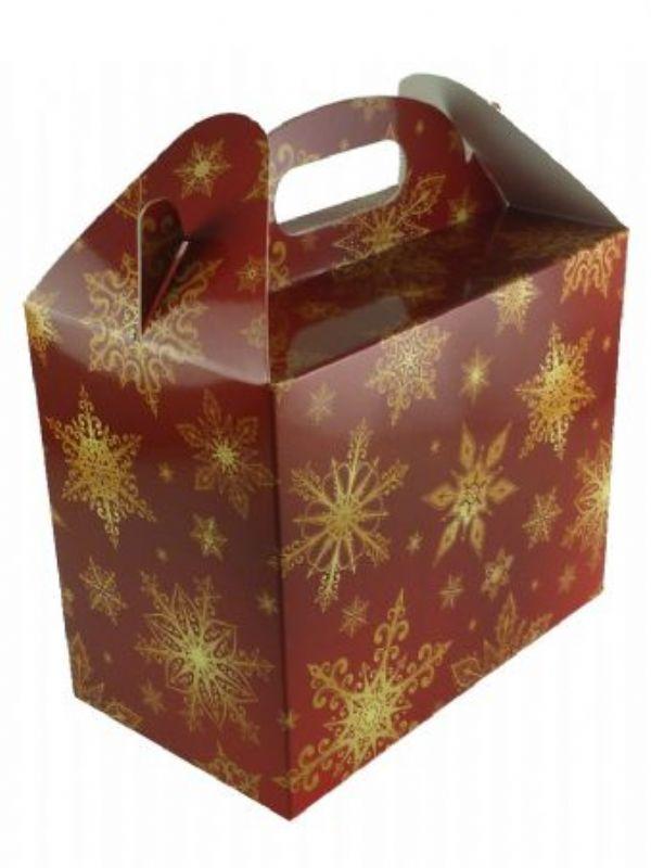 """""""Buy Gift 2 x 12oz jars Snowflakes from Love Jars"""""""