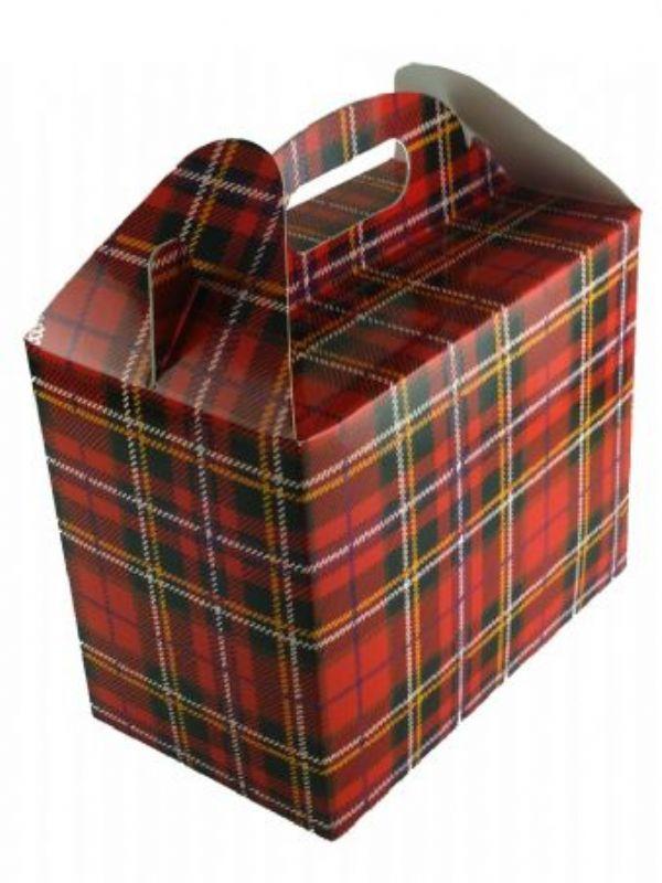 """Buy Gift 2 x 12oz jars Tartan from Love Jars"""