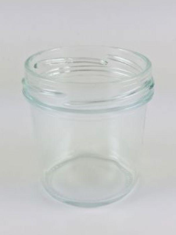 """Buy Jam Jars Round Glass Bonta 120ml from Love Jars"""