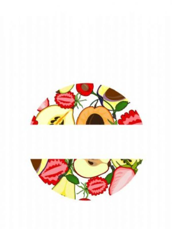 """""""Buy Lid Labels 40mm Summer Fruits from Love Jars"""""""