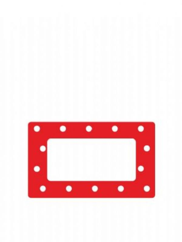 """Buy Jar Labels 63x38mm Red Spot from Love Jars"""