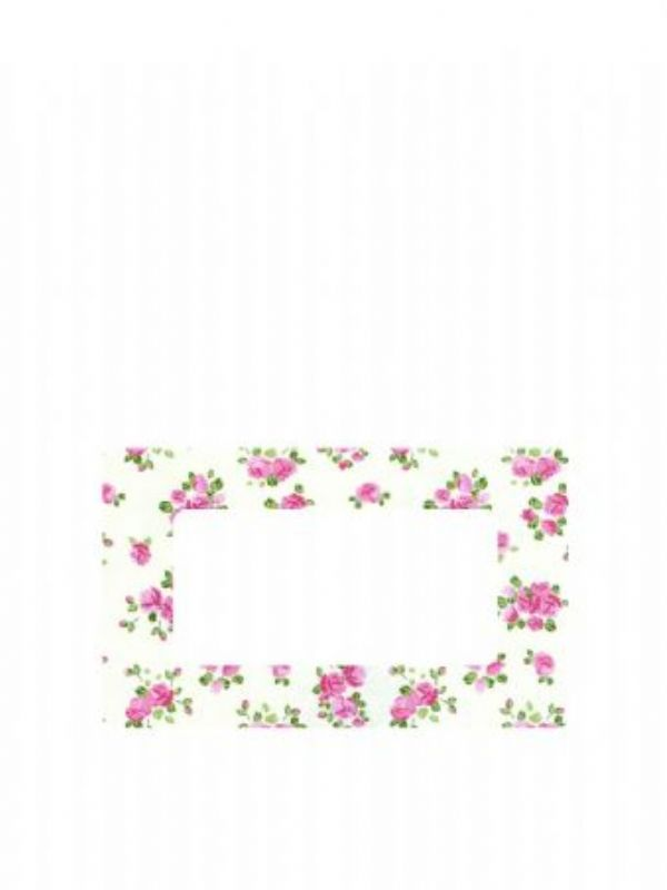 """Buy Jar Labels 63x38mm Summer Frocks - Small Sprig from Love Jars"""