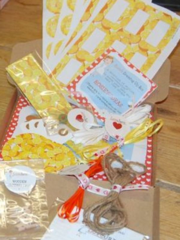 """Buy Oranges and Lemons Dressing Up Box from Love Jars"""
