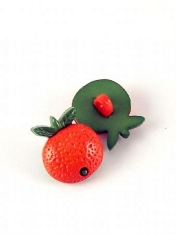 """Buy Orange Button from Love Jars"""