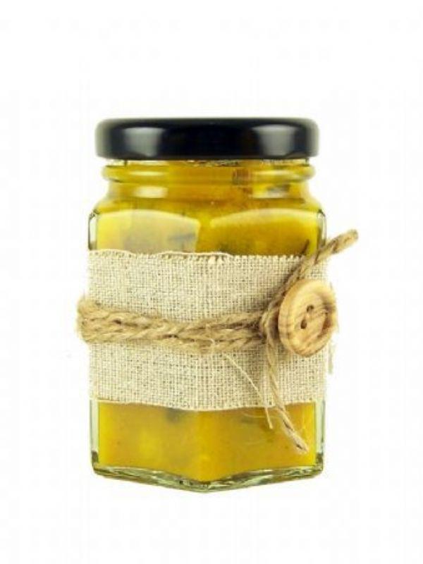 """Buy Jar Wraps - Plain Linen 50cm from Love Jars"""