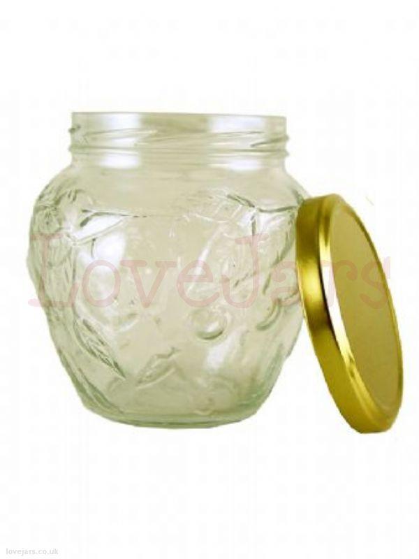 Frutetto Glass Jar 20oz 580ml Rosie 39 S Pantry Jam Jars Decorative Jars From Love Jars