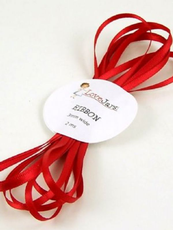"""Buy Ribbon Robin Red from Love Jars"""