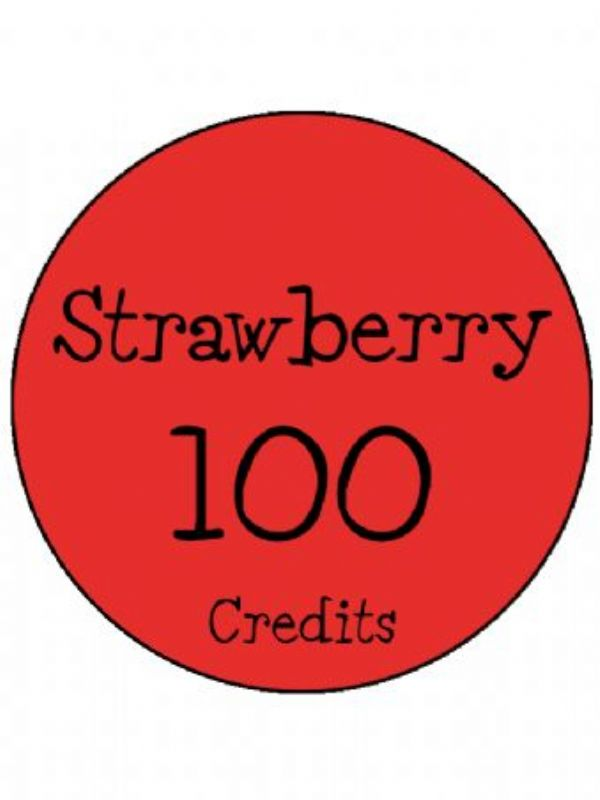 """""""Buy Label Design Credits: Strawberry from Love Jars"""""""