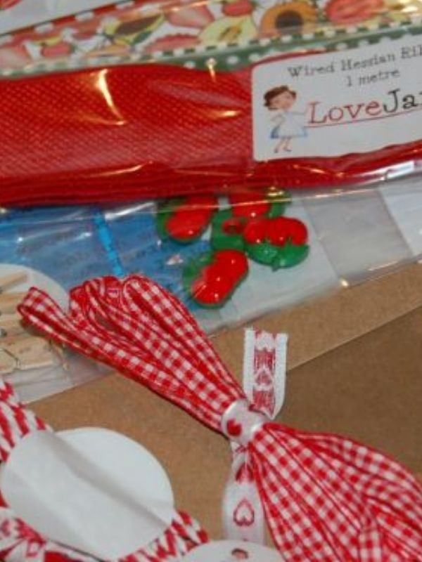 """Buy Summer Fruits Dressing Up Box from Love Jars"""