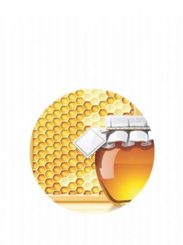"""""""Buy Lid Topper 40mm Honey Bee Jar from Love Jars"""""""