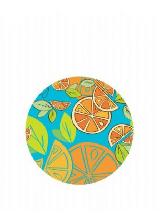 """""""Buy Lid Topper 40mm Mixed Citrus from Love Jars"""""""
