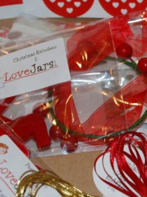 """Buy Winter Birds Dressing Up Box from Love Jars"""